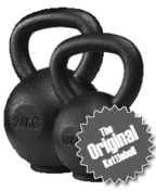 Kettlebell Swing Is De Basis
